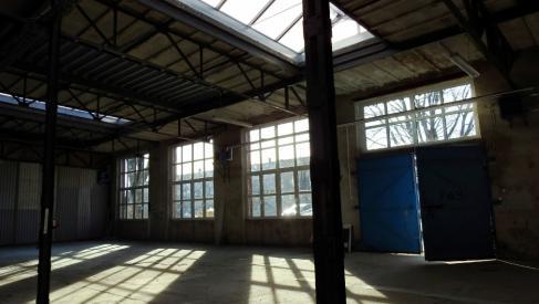 Do wynajęcia magazyn 482 m2 przy Robotniczej dzielnica Fabryczna