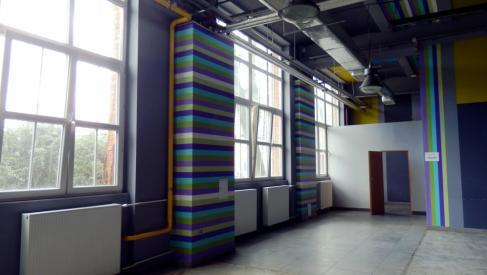 Do wynajęcia hala magazynowa o powierzchni 360 m2 w okolicach Robotniczej dzielnica Fabryczna