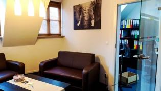 Do wynajęcia biuro dwa pokoje 36.5 m2 przy Ruskiej dzielnica Stare Miasto