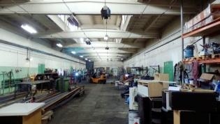 Do wynajęcia hala magazynowo produkcyjna 520 m2 w okolicach Paprotnej dzielnica psie Pole